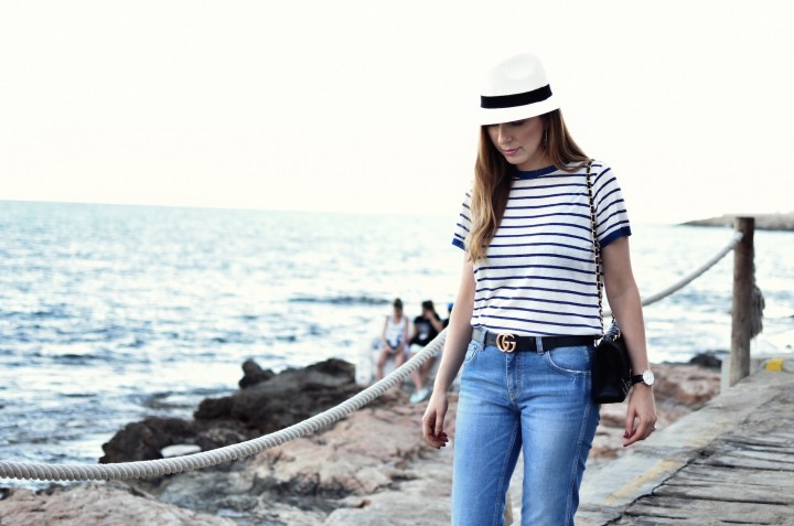 MAJE | The perfect summer jeans