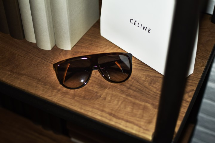 CÉLINE THIN SHADOW